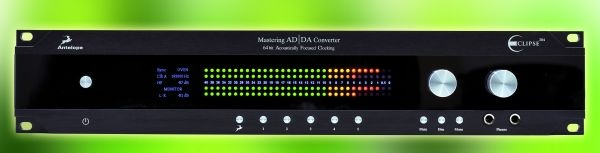 Test: AD/DA-Wandler und Monitoring-Controller Antelope Audio Eclipse 384