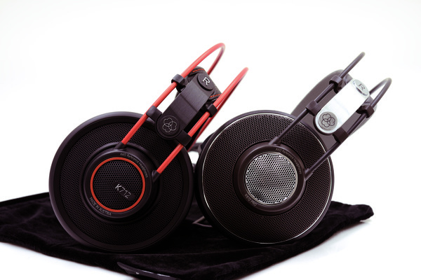 Test: Kopfhörer AKG K612 Pro und K712Pro