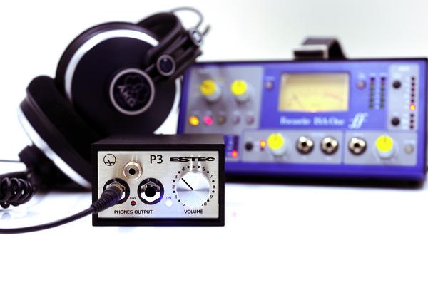 Test: Kopfhörer-Booster/-Verstärker ESTEC P3