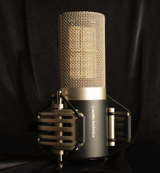 Test Großmembranmikrofon Audio-Technica 5040