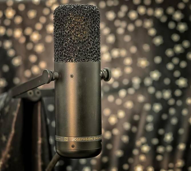 Test: Großmembran-Kondensatormikrofon Josephson C716