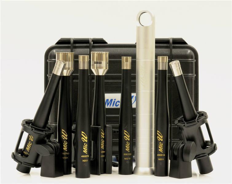 Test: Mikrofone MicW E216, N201, N101, N151, M215