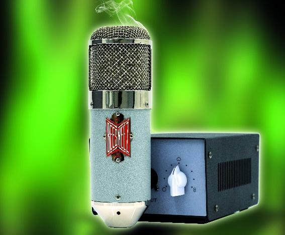 Test: Röhren-Großmembranmikrofon Beesneez Jade Tube