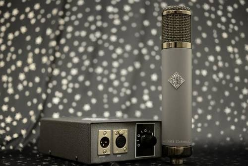 Test: Röhren-Großmembranmikrofon Telefunken R-F-T- AR-51