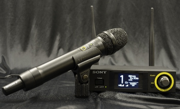 Test: Drahtlos-Mikrofonsystem Sony Vocal Set DWZ-M50