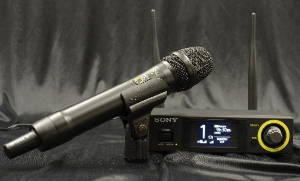 Test: Drahtlos-Mikrofonsystem Sony Vocal Set DWZ-M50