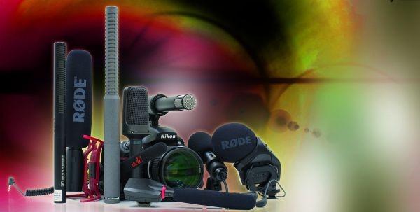 Test: DSLR-Kamera-Mikrofon-Vergleich