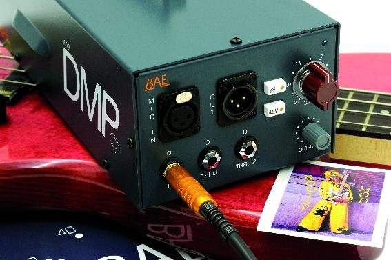 Test: Mikrofon-Vorverstärker BAE 1073DMP