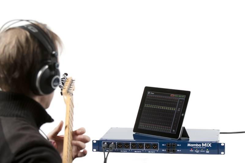 Test: Monitoring-Controler Mamba Mix MMX16L