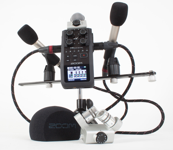 Test: Stand-alone-Recorder Zoom H6