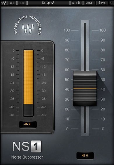 Test: Mastering-/Post-Production-Plug-in Waves NS1