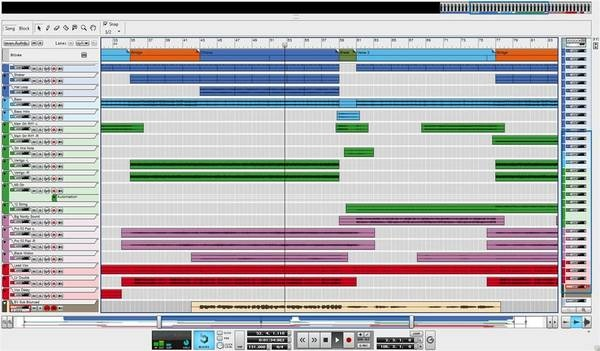 Test: Sequenzer Propellerhead Reason 7