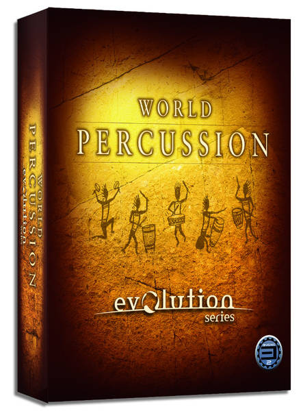 Test: Sample Library Evolution Series World Percussion Compact