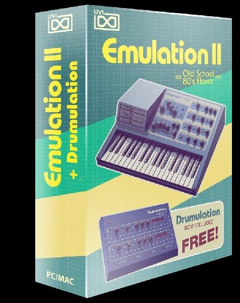 Test: Sample Library UVI Emulation II