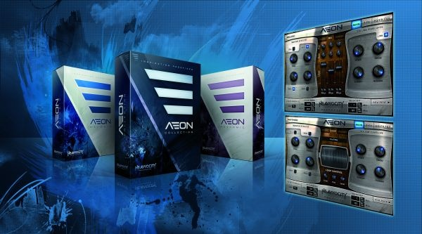 Test: Sample Library Heavyocity AEON Collection