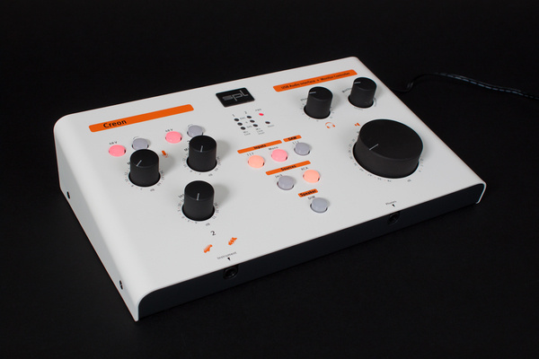 Test: USB-Audio-Interface/Monitor-Controller SPL Creon