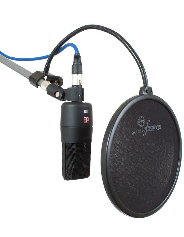 Test Bändchenmikrofon sE Electronics X1R