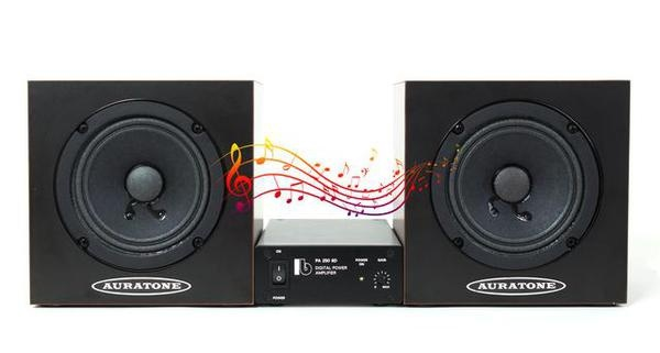 Studio-Monitor Auratone Super Sound Cube