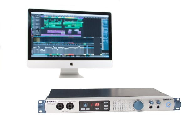 Test: Audiointerface und Studio Command Center Presonus Studio 192
