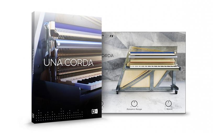 Kurztest: Native Instruments Una Corda