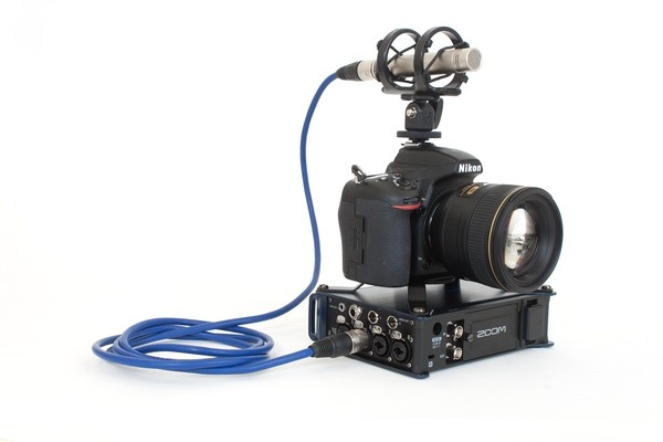Stand-alone-Recorder Zoom F8