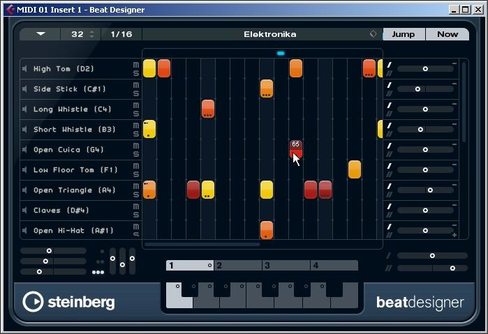 Test: Steinberg Cubase 5 › Professional audio › Aufnehmen ...