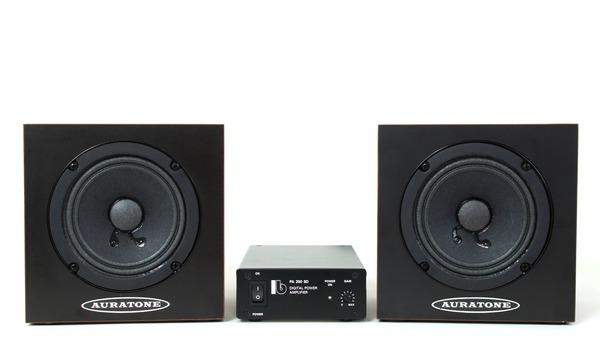 Studio-Monitor Auratone Super Sound Cube › Professional audio ...