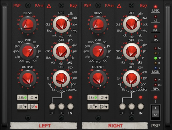 News: Neues EQ-Plug-in PSP E27