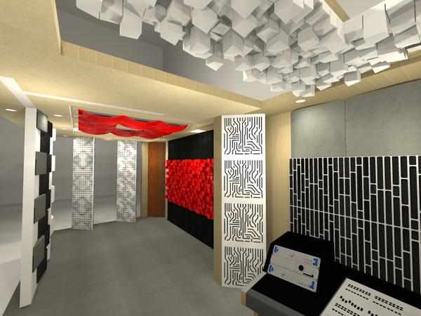 News: Neue Raumakustik-Produkte von Artnovion auf der Musikmesse