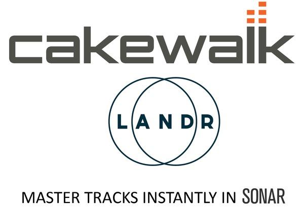 News: Kooperation von Cakewalk und Landr