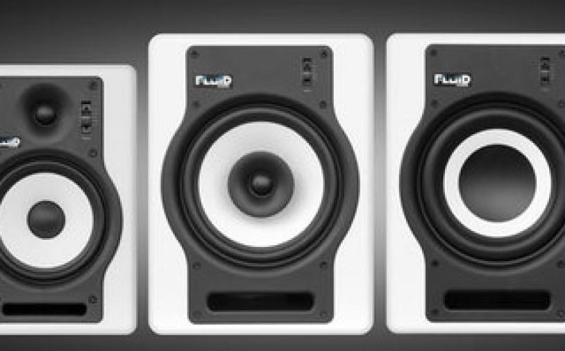 News: Sechs neue Modelle von Fluid Audio
