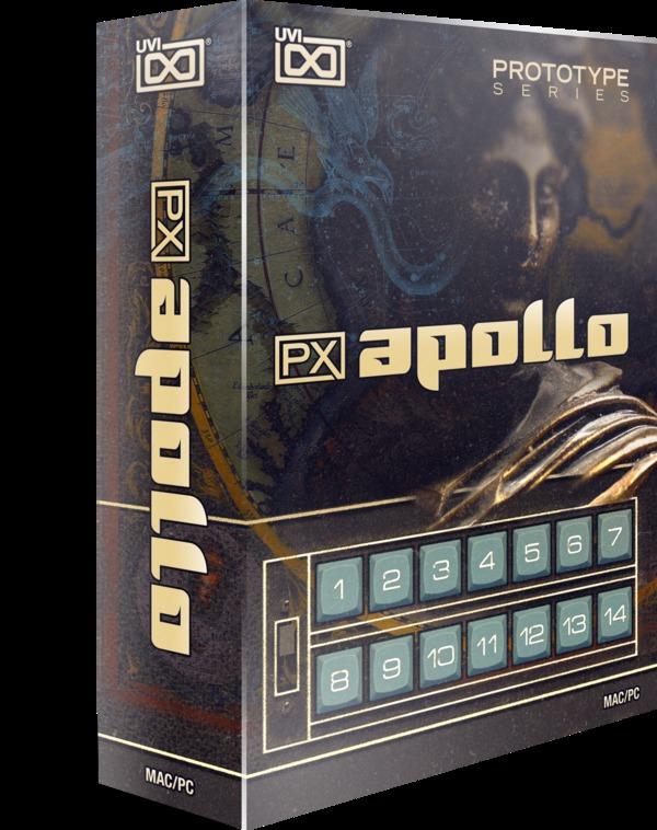 News: UVI stellt PX Apollo vor