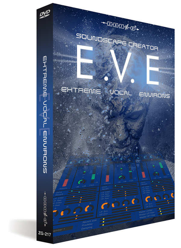 News: Zero-G-Library Extreme Vocal Environments