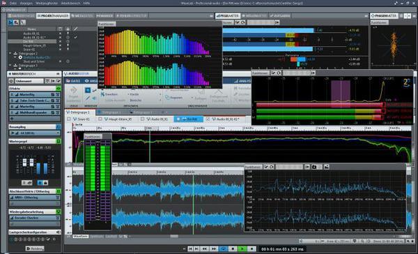 Test Sequenzer TSC Tracktion 7