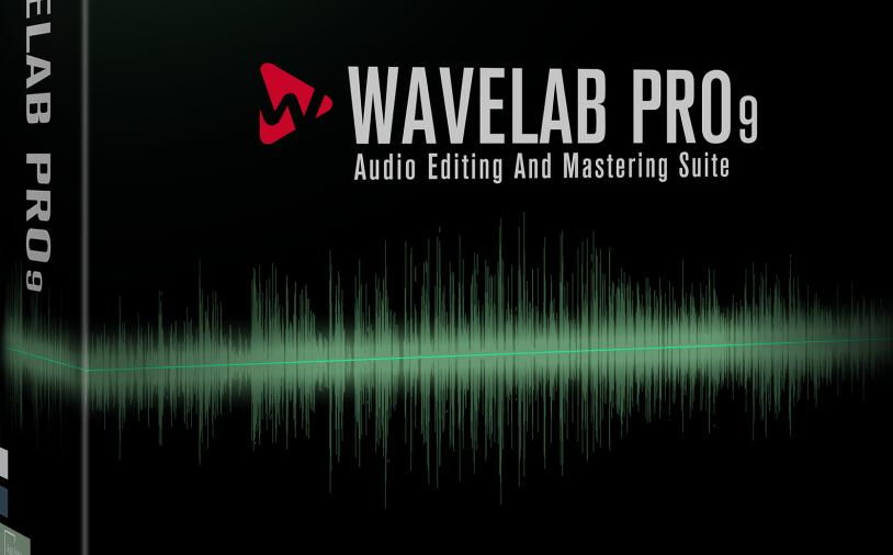 Test: Audio-Editor/Software-Tool Steinberg Wavelab Pro 9