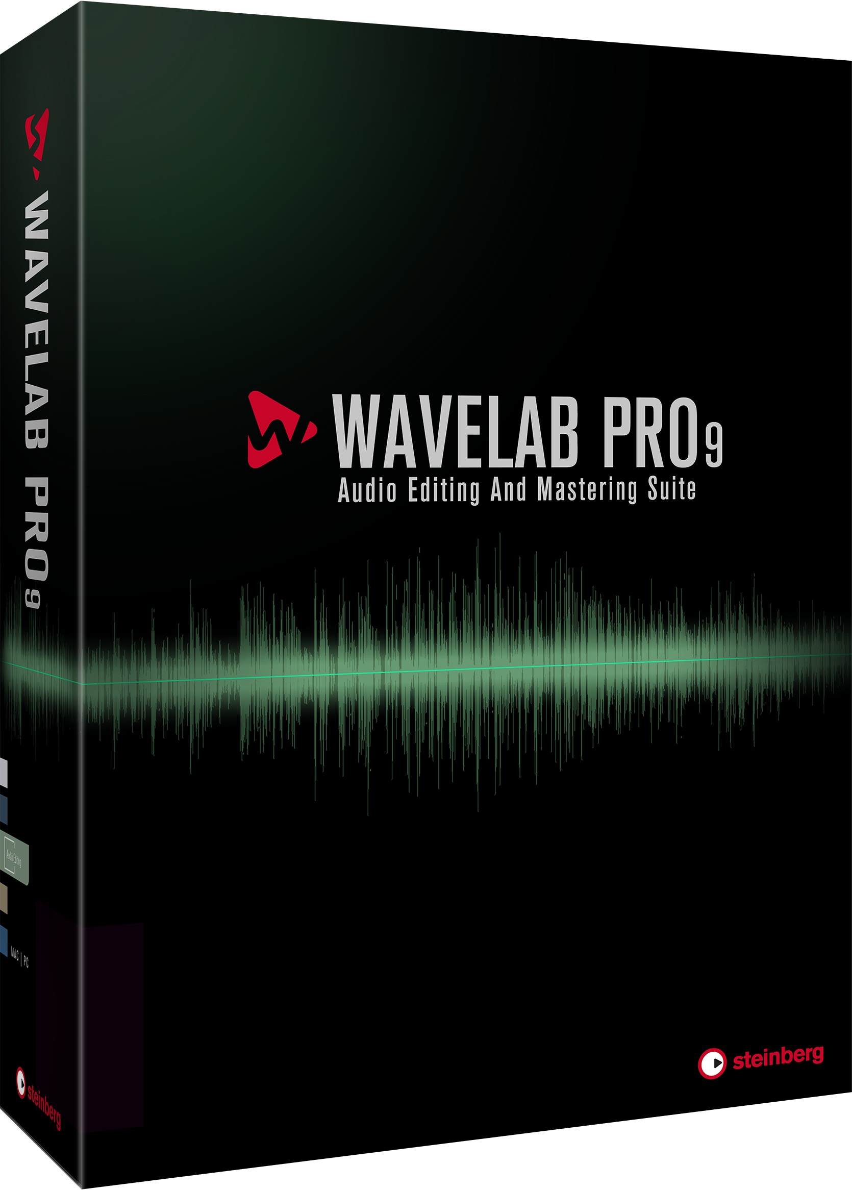 Test: Audio-Editor/Software-Tool Steinberg Wavelab Pro 9