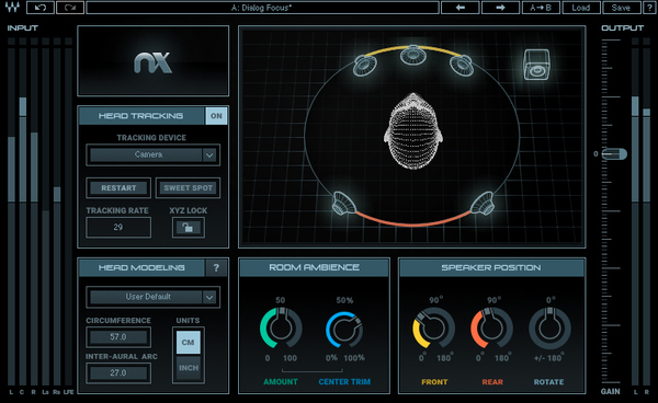 Test: Software-Tool Waves Nx