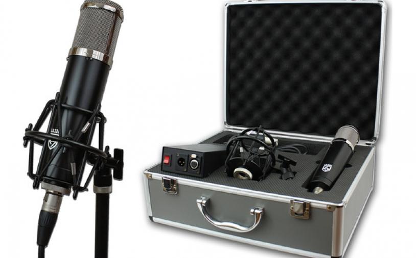 """News: Start der """"Series Black"""" von Lauten Audio"""