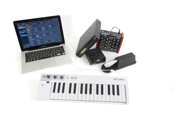 Test: Instrumenten-Controller Arturia Keystep