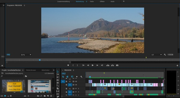 Workshop: Video-Schnitt Basics in Adobe Premiere Pro
