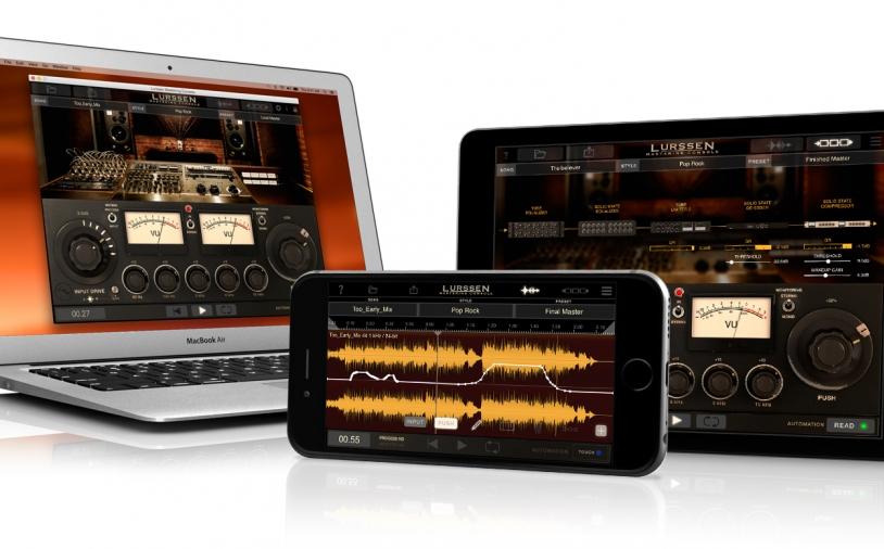 News: IK Multimedia veröffentlicht erste Mastering-App für iOS-Geräte