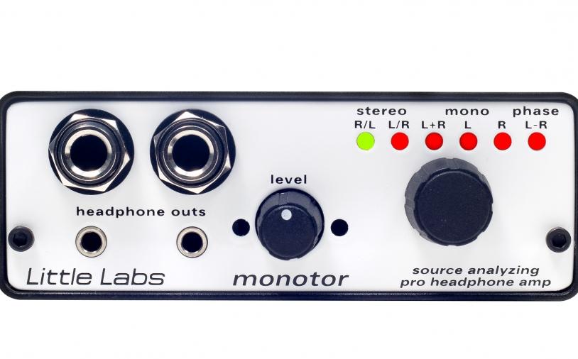 News: Little Labs liefert ab sofort Profi-Kopfhörer-Preamp Monotor aus