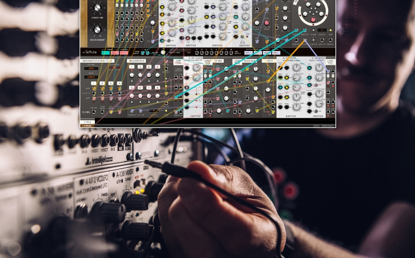 Test: Virtuelles Instrument Softube Modular