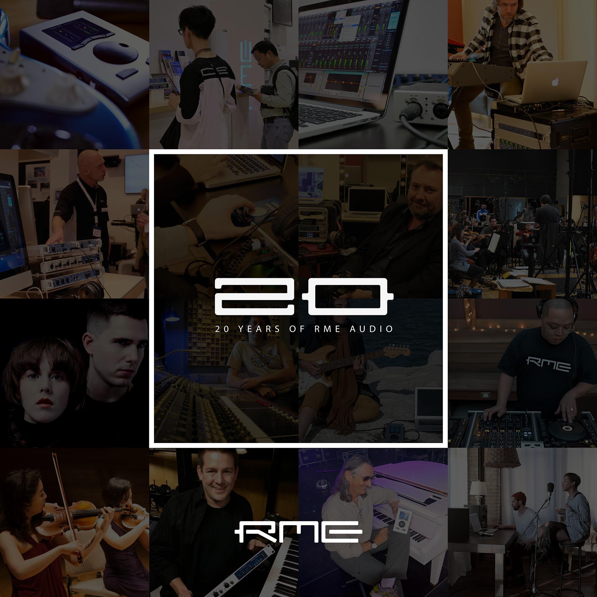 News: RME feiert rundes Firmenjubiläum
