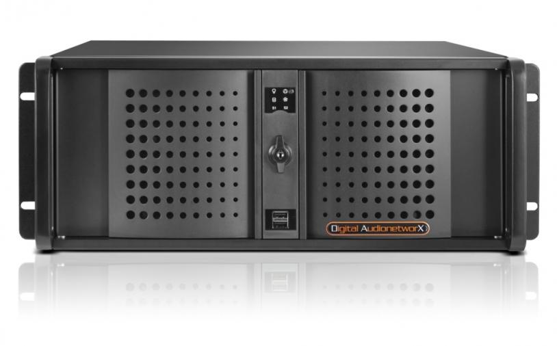 News: Audio Workstation Extreme von Digital AudionetworX mit Intel Broadwell-E Prozessor