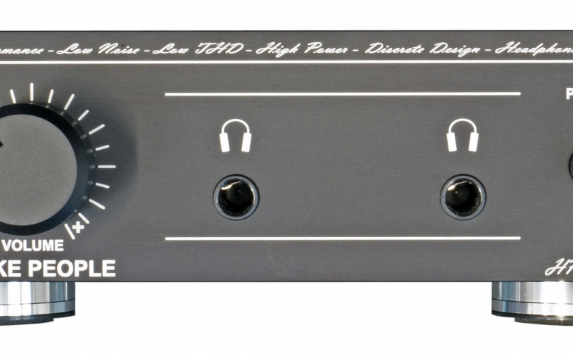 News: Lake People Reference Series Kopfhörerverstärker