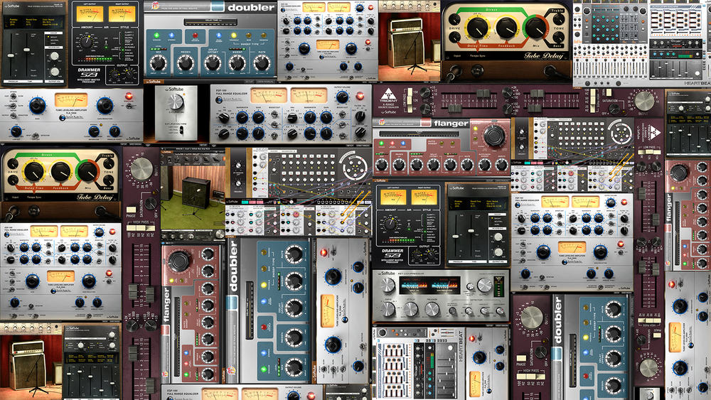 News: Softube Volume 1 Plug-in Bundle