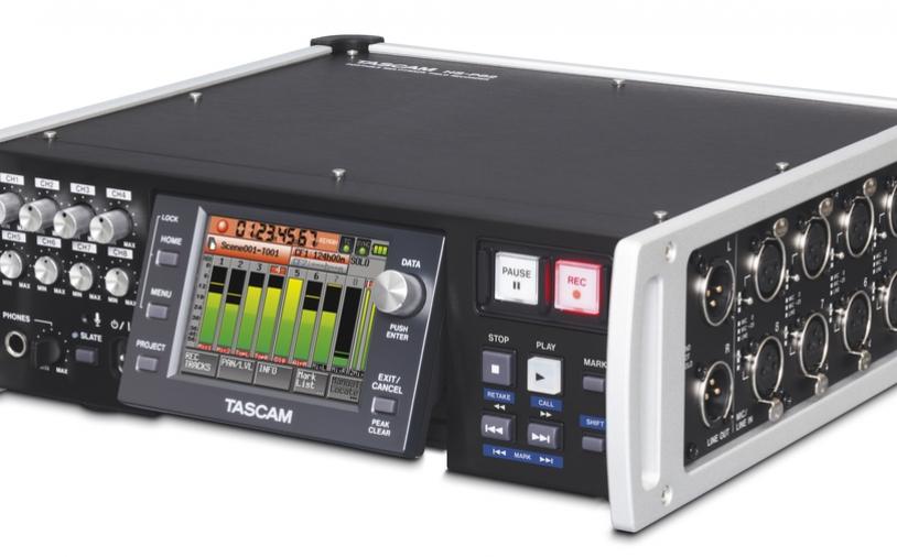News: Tascam liefert Firmware-Updates für Feldrecorder HS-P82 und Master-Recorder DA-3000