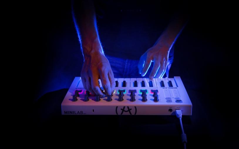 News: Arturia MiniLab MkII Controller