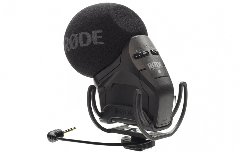 News: RØDE Stereo VideoMic Pro Rycote